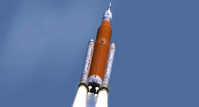 SLS Orion Propulsion Systems Northrop Grumman