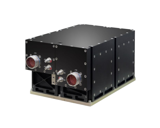 electronic black box with switches