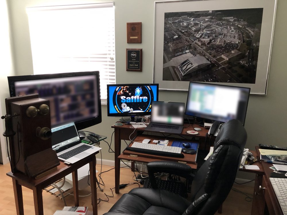 Remote Office with multiple screen