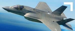 F-35-Flying