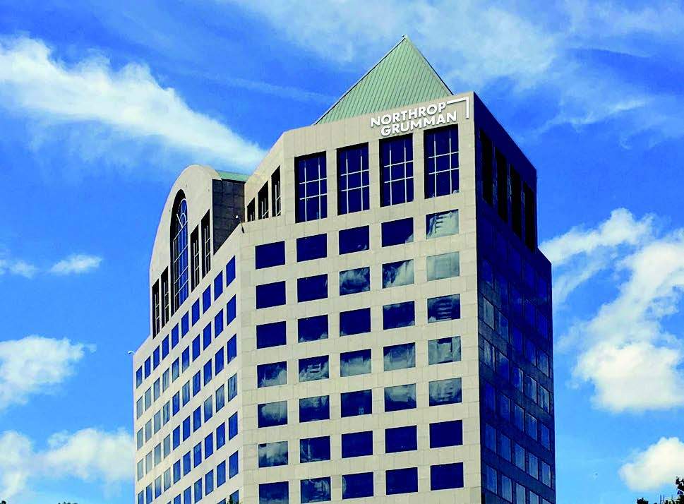 large office building in falls church virginia