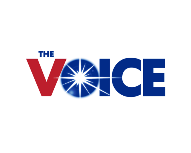 The Voice Employee Resource Group logo