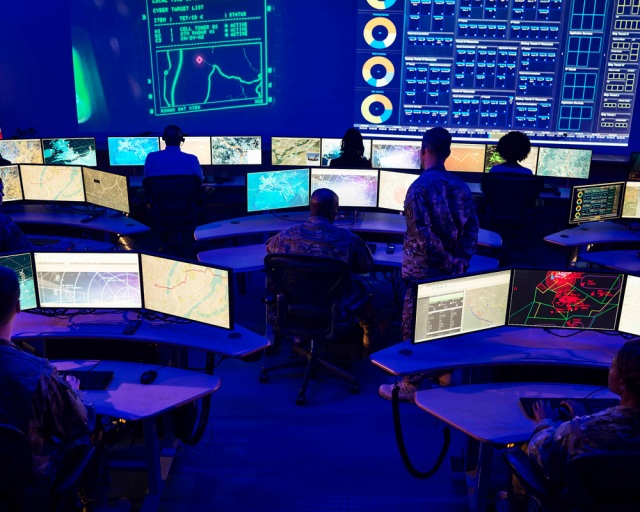 Cyber Control Room
