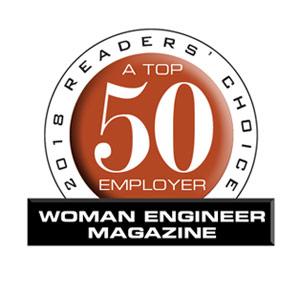 Woman Engineer Magazine – Readers' Choice Award – 2020