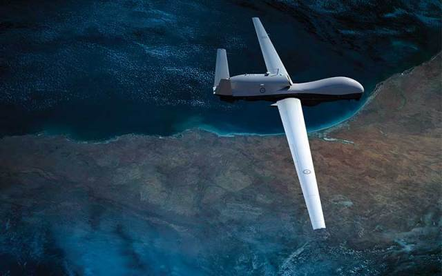 Australia to Purchase Second Triton Aircraft