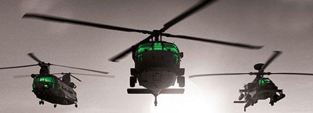 UH-60V Black Hawk Integrated Mission Equipment Package