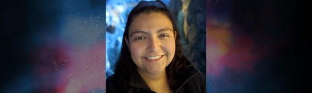 Latina woman smiling