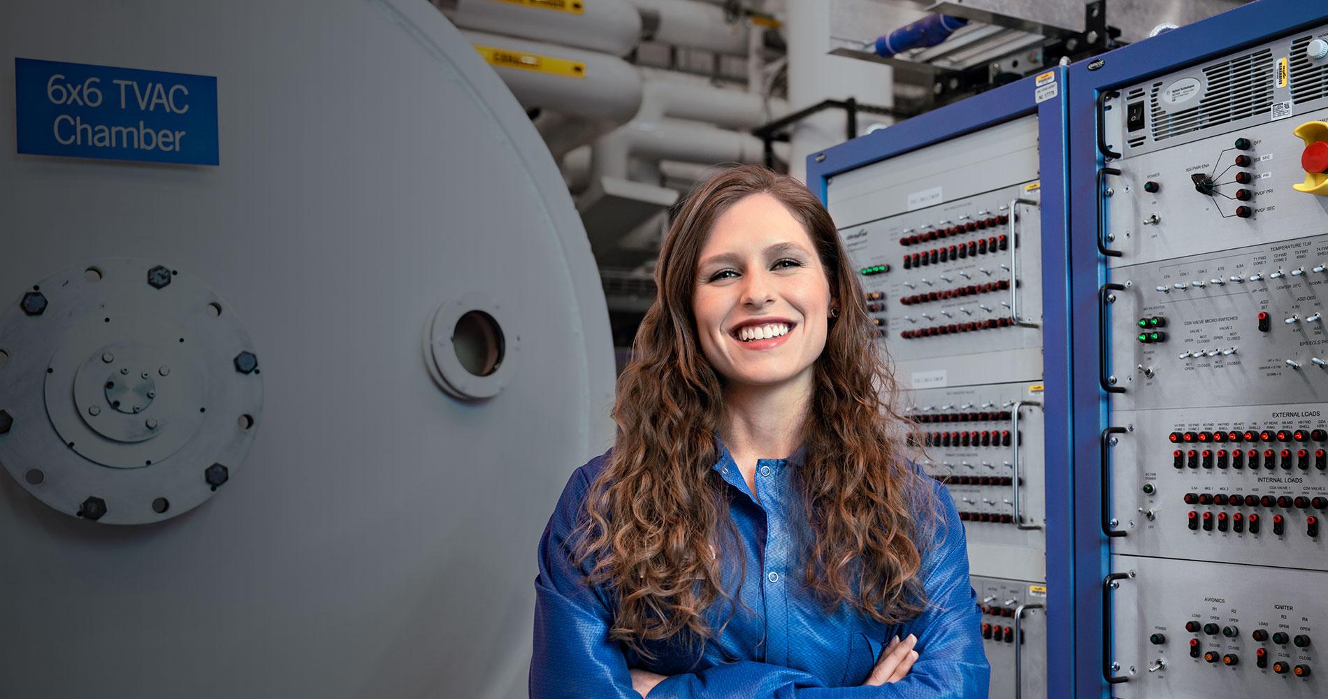 NOrthrop Grumman STEM women careers & jobs