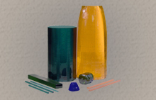 Faraday Crystals (Isolators)
