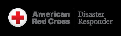 American Red Cross Disaster Responder logo
