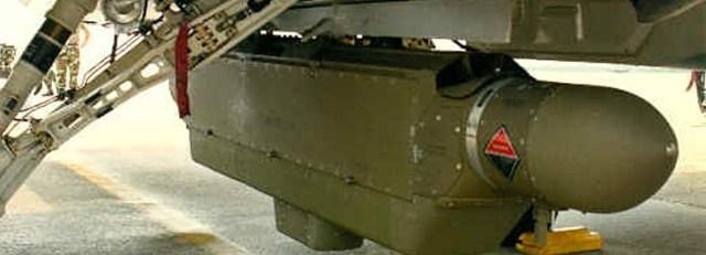 AN/ALQ-131(V) Electronic Countermeasures (ECM) Pod