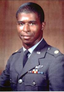 Robert Lawrence USAF portrait