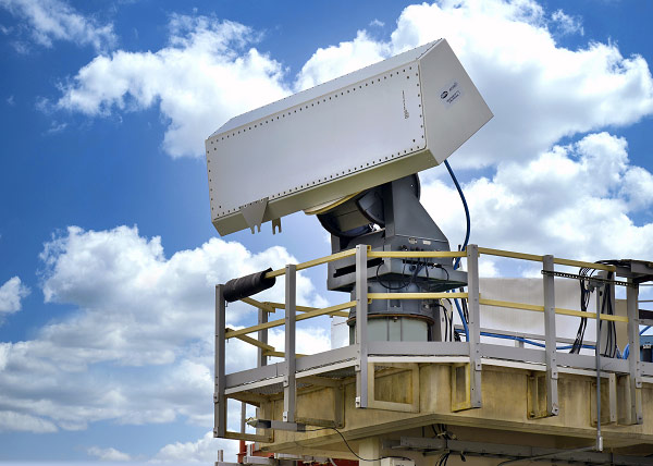 digital active electronically scanned array (AESA)