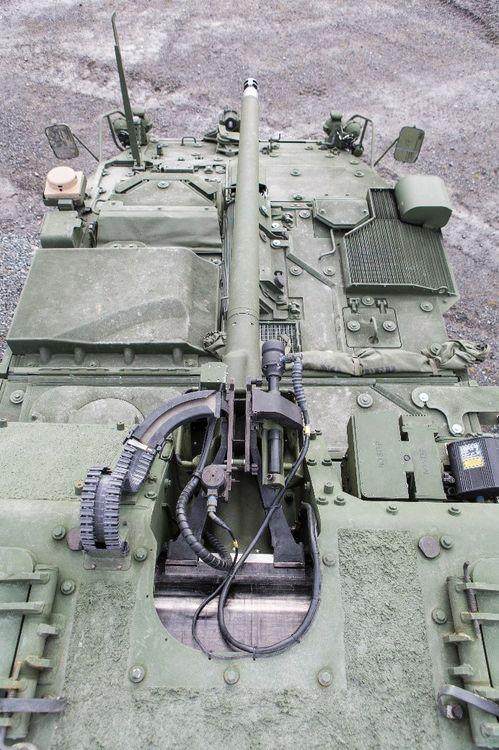 Bushmaster Chain Gun